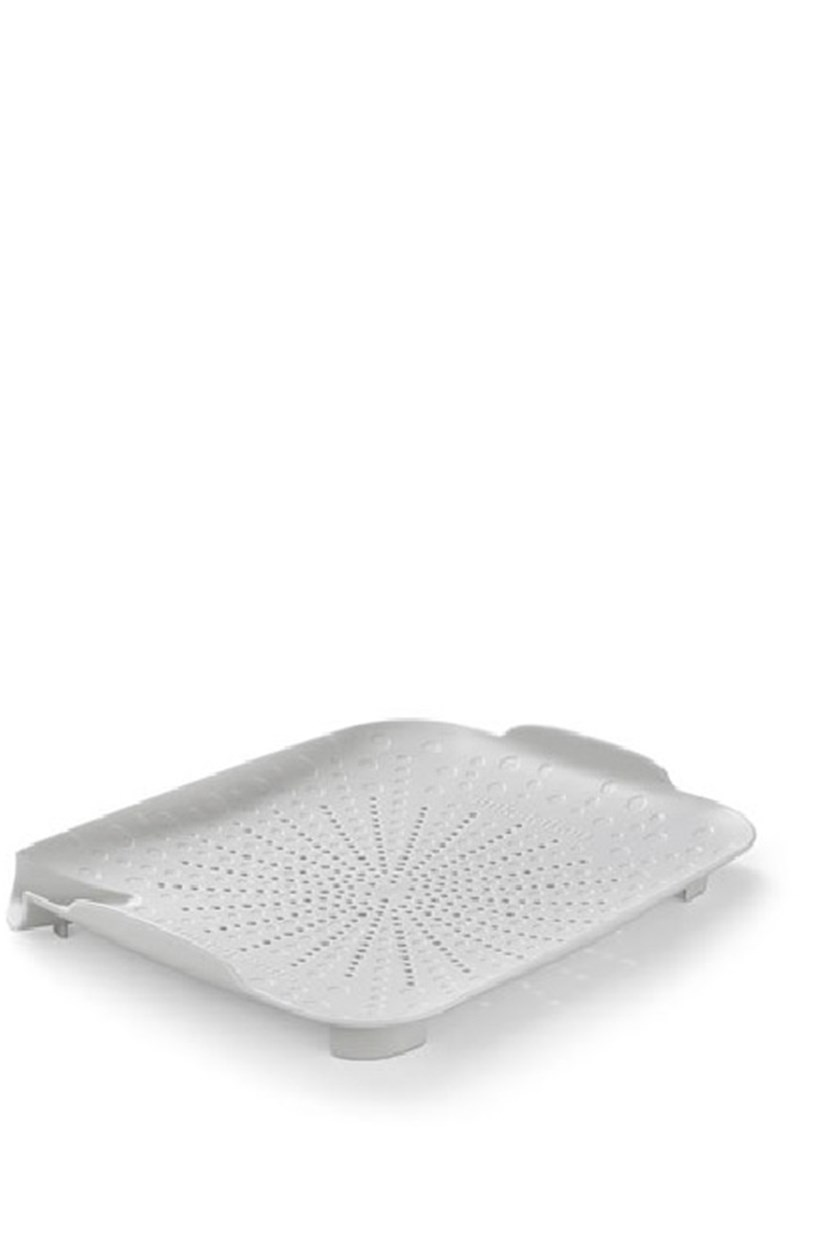 Flat Strainer For Sink, Light Grey