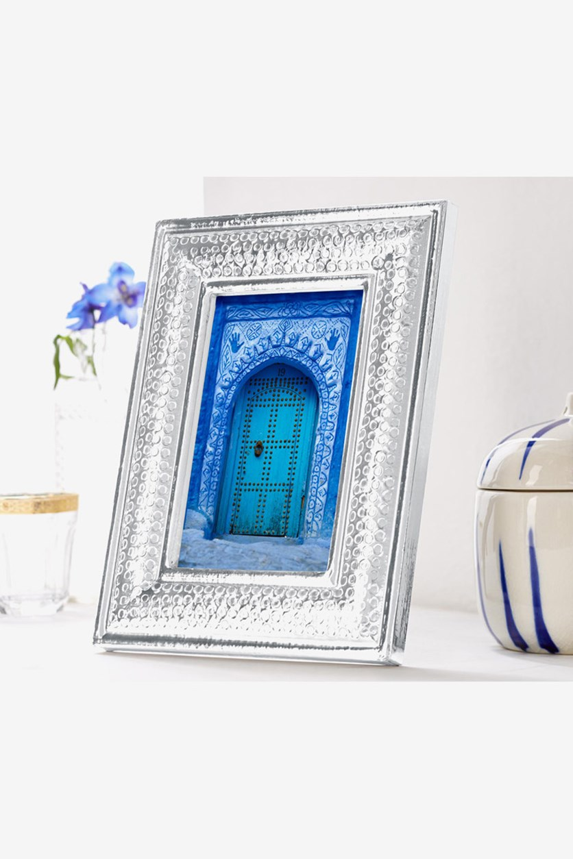 Photo Frame Stylized As Mint, Silver