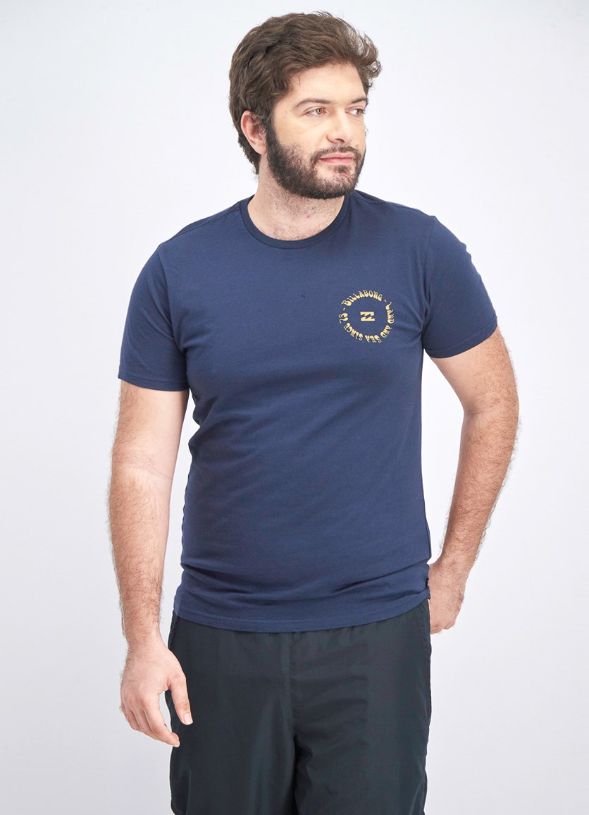 Men's Blacksol Tee, Navy