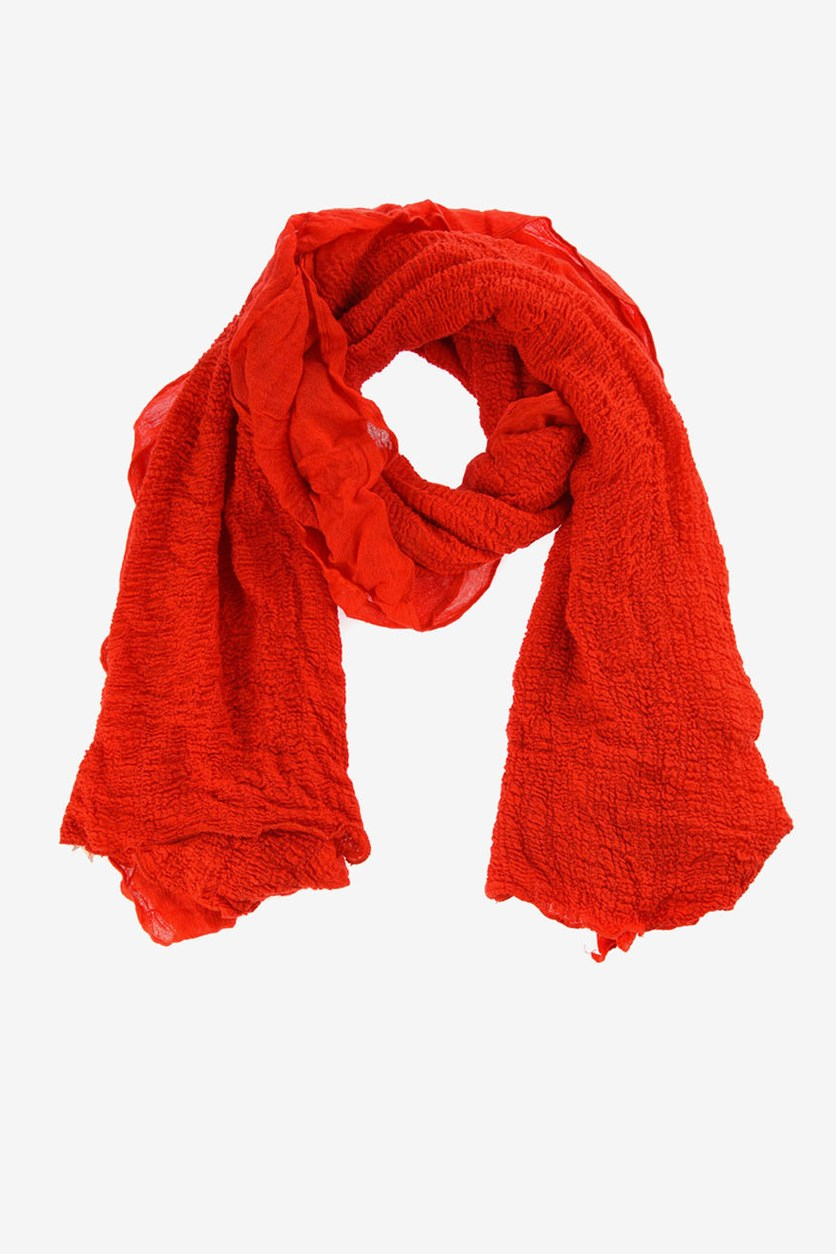Women's Scarf, Red