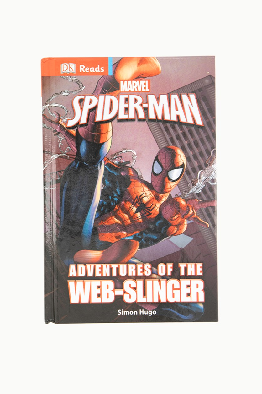 Marvel's Spider-man Adventures Of The Web-slinger, Red Combo