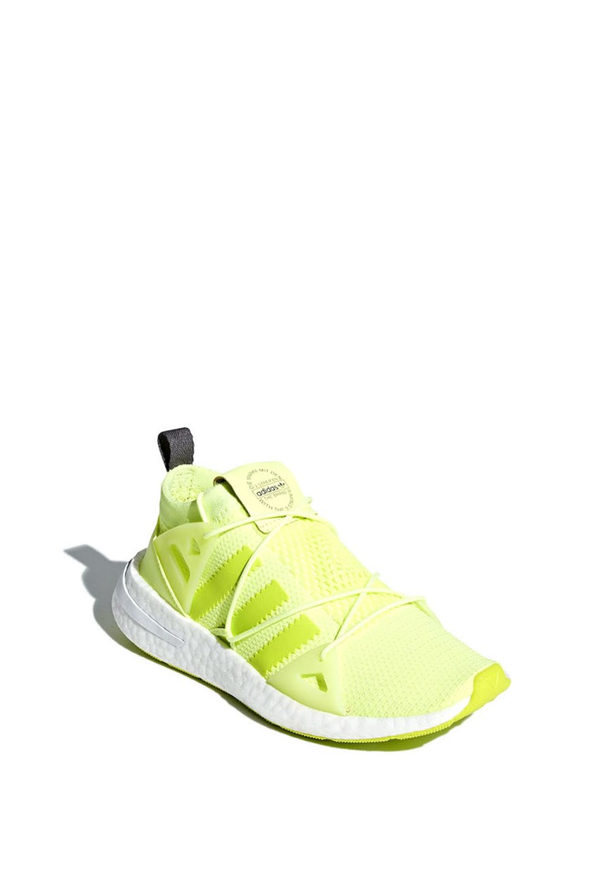Women's Arkyn Shoes, Green Glow/White