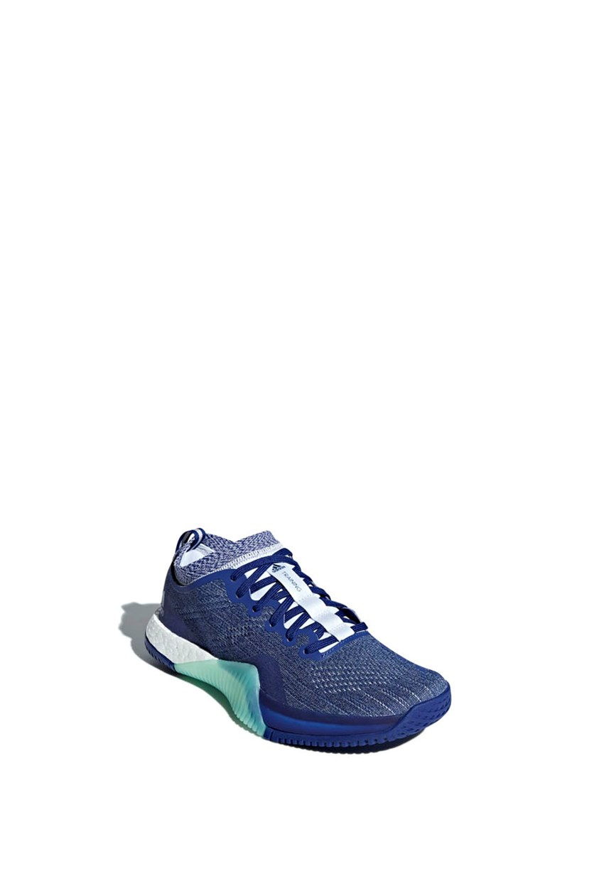 Women's Crazy Train Elite Trainer Shoes, Mystery Ink/White/Aero Blue