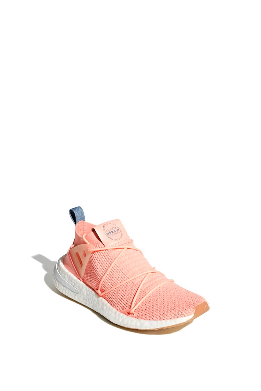 Women's Arkyn Primeknit Shoes, Cleora/White