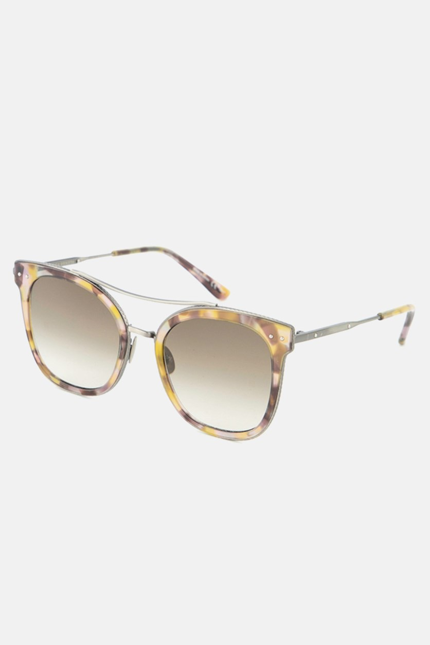 Women's BV0064S-005 Sunglasses, Havana