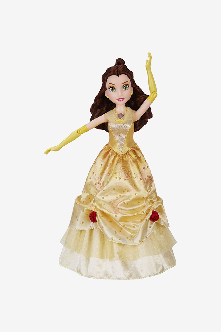 Dance Code Featuring Disney Princess Belle, Yellow