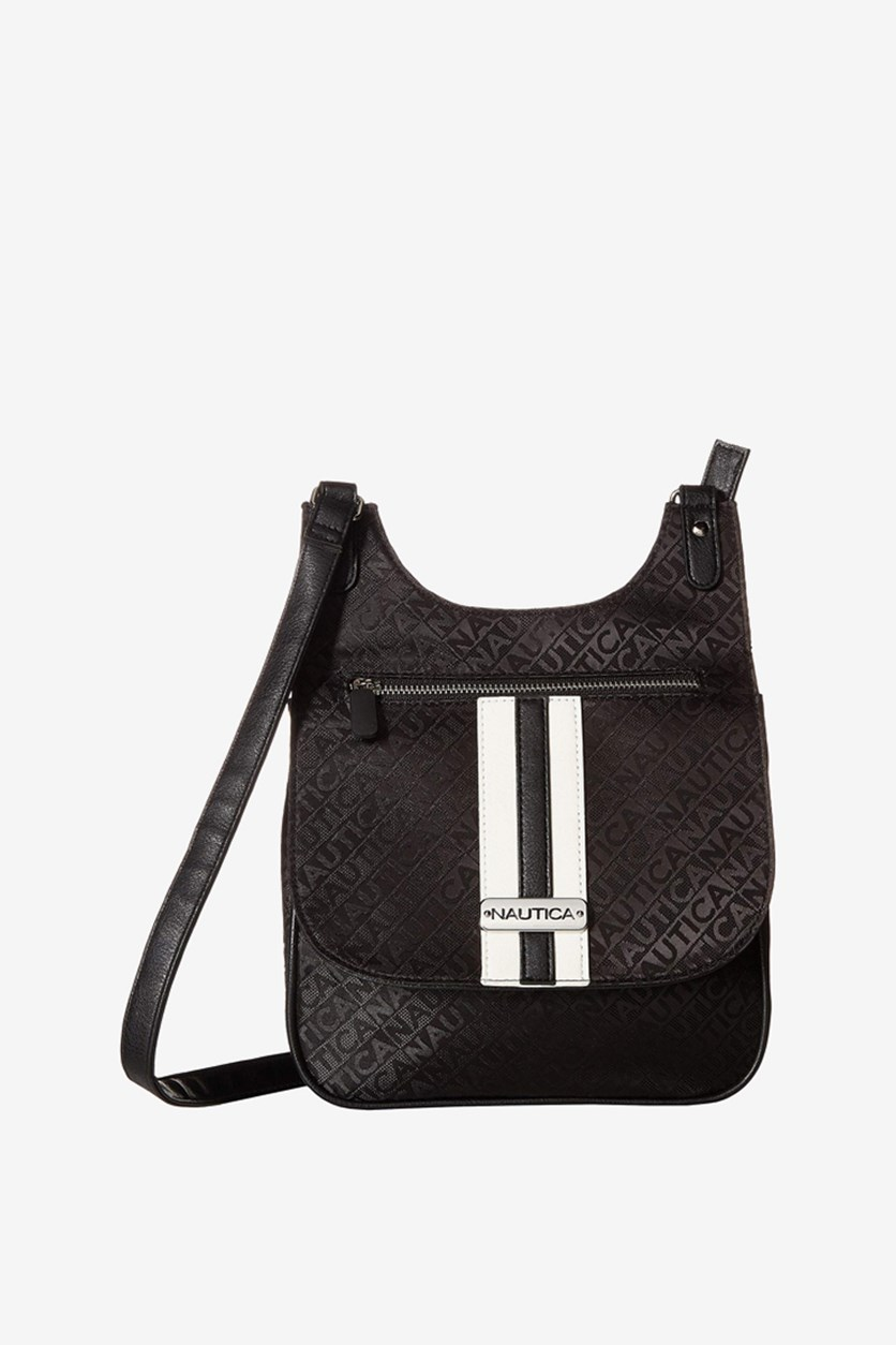 Women's Lakeside Crossbody Bag, Black