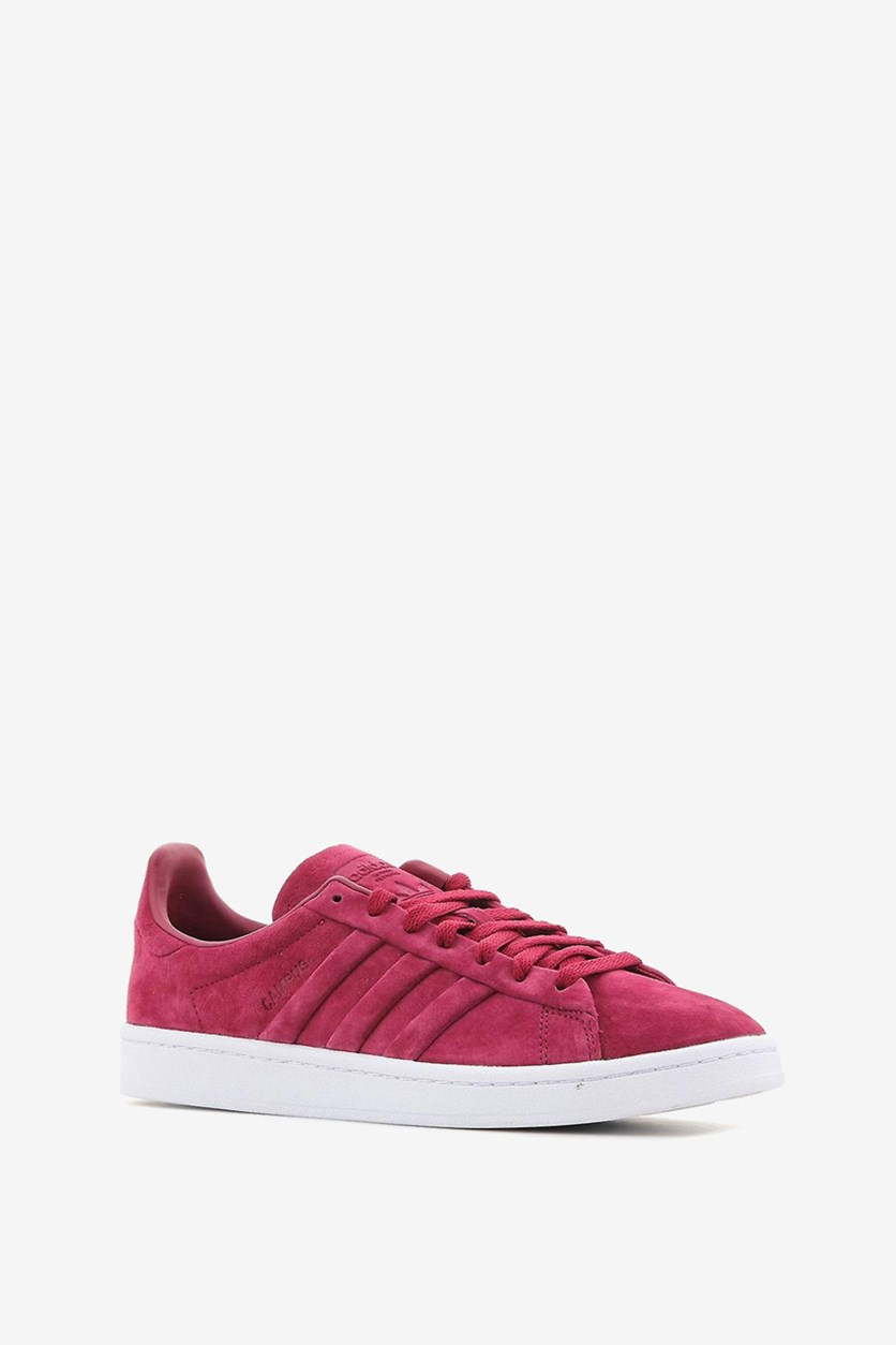 Men's Campus Stitch And Turn Shoes, Ruby