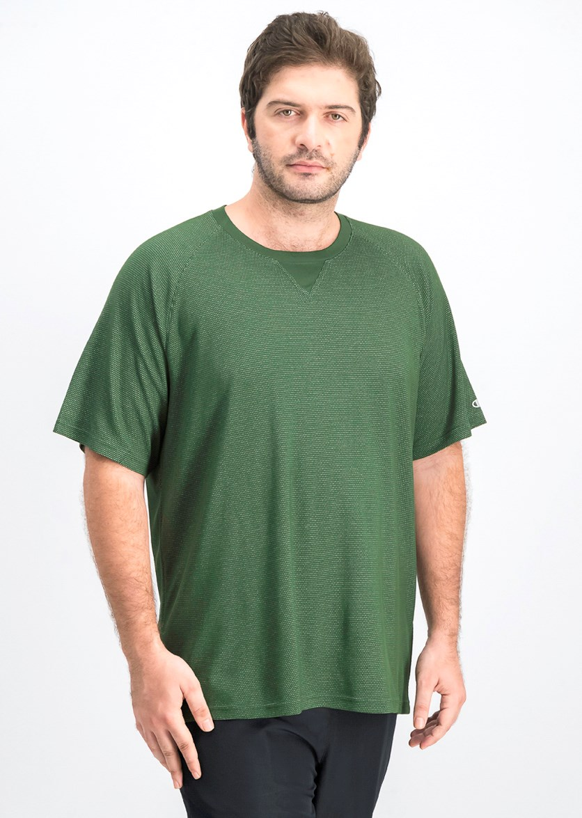 Men's Short Sleeve Tee, Dark Green