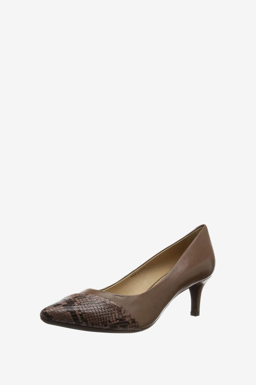Women's D Elina Pumps, Desert/Old Rose