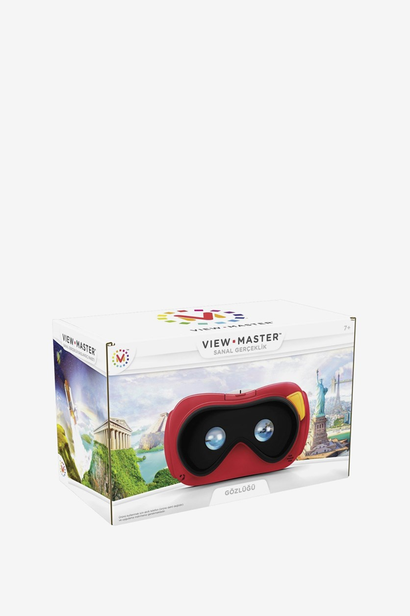 View Master Virtual, Red/Beige
