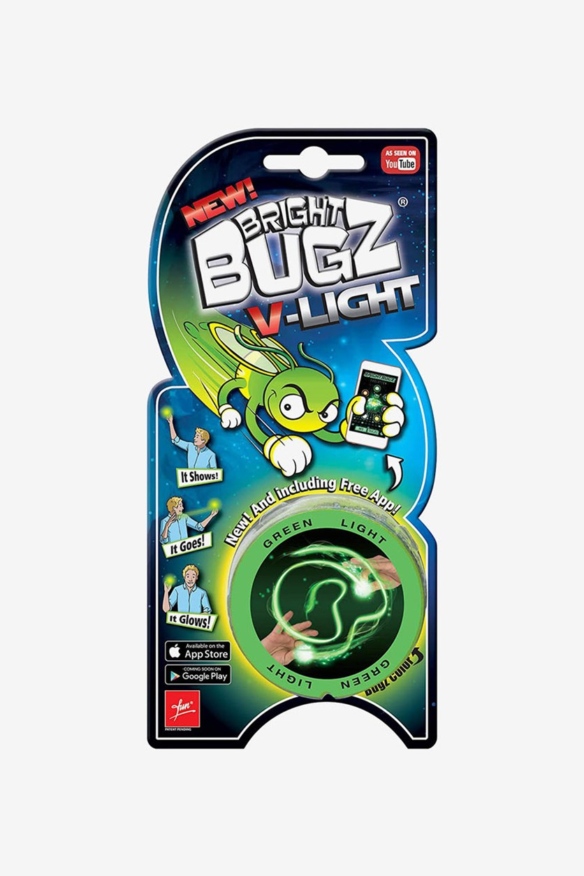 Bright Bugz V-Light, Green