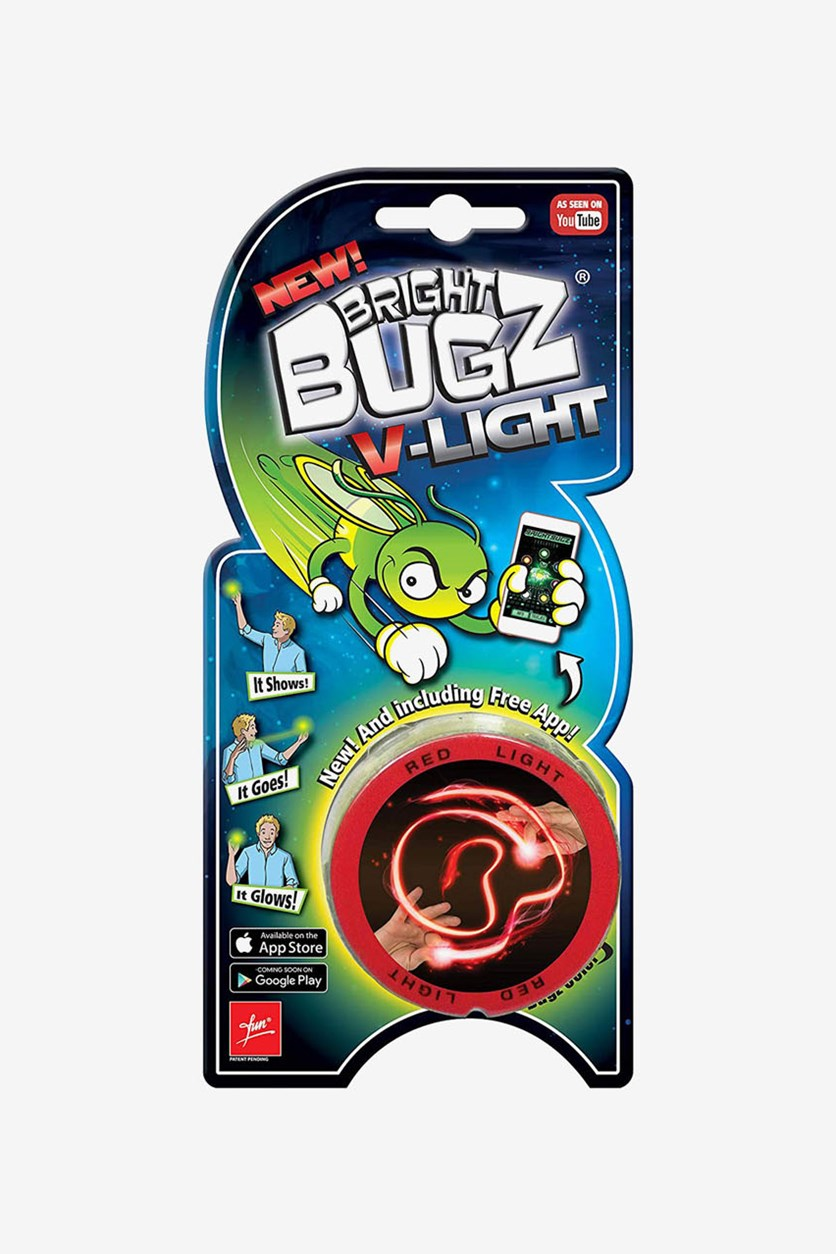 Bright Bugz V-Light, Red
