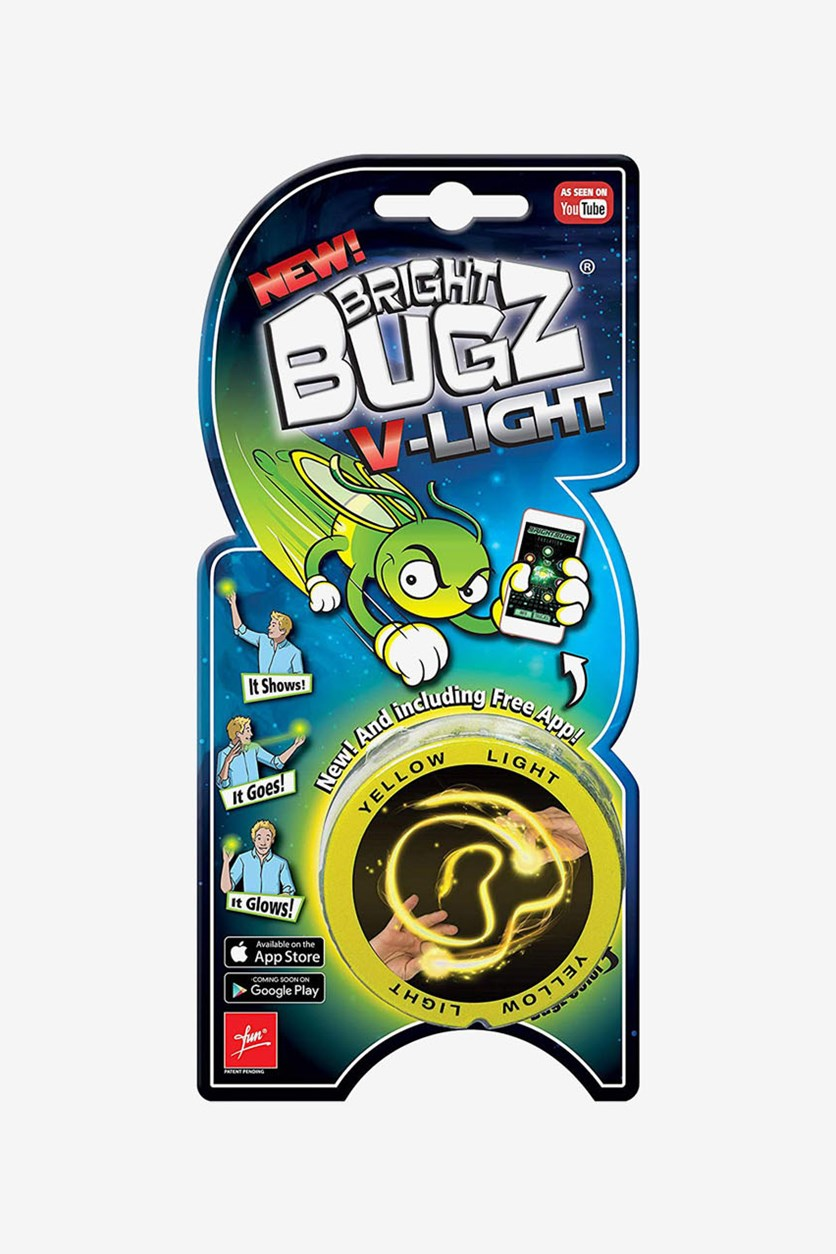Bright Bugz V-Light, Yellow