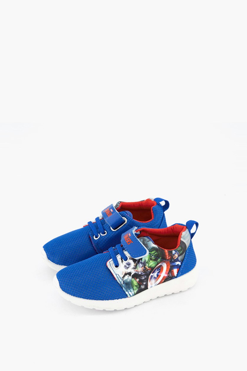 Toddler Boys Avengers Shoes, Blue