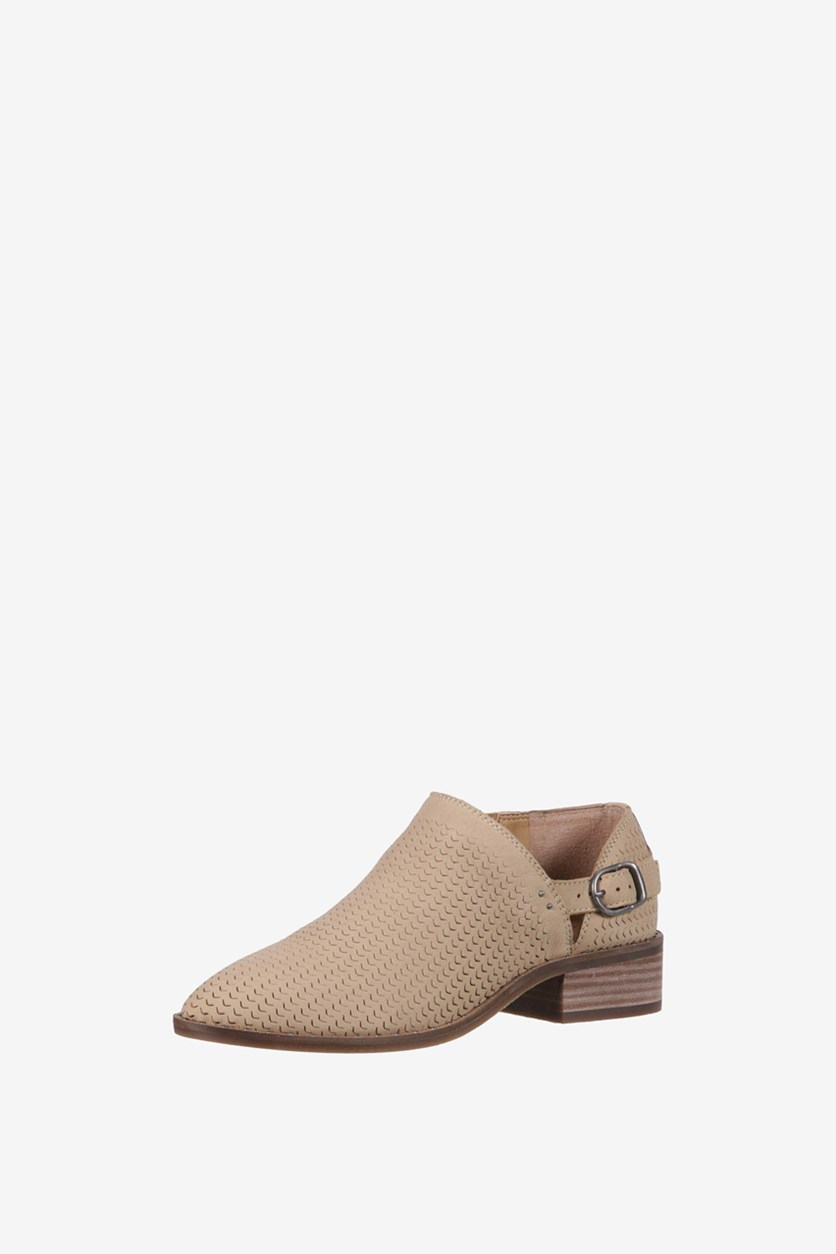 Women's Gahiro2 LoaferPointed Toe Ankle Cowboy Boots, Nabucco