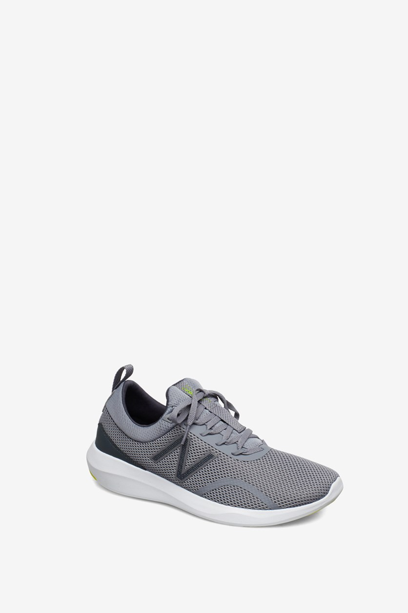 Men's Running Shoes, Grey/White