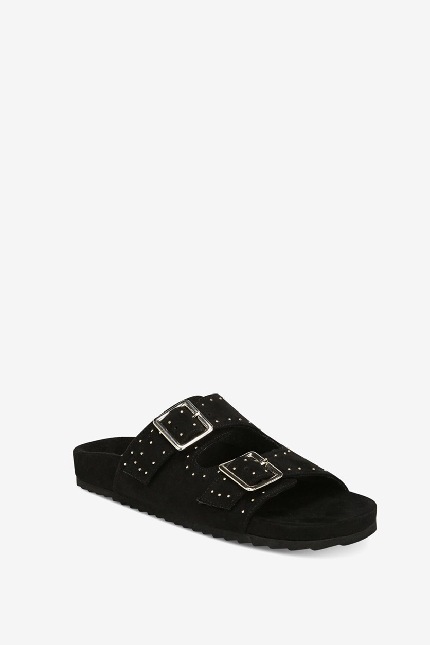 Women's Mealissa Foodbed Sandals, Black