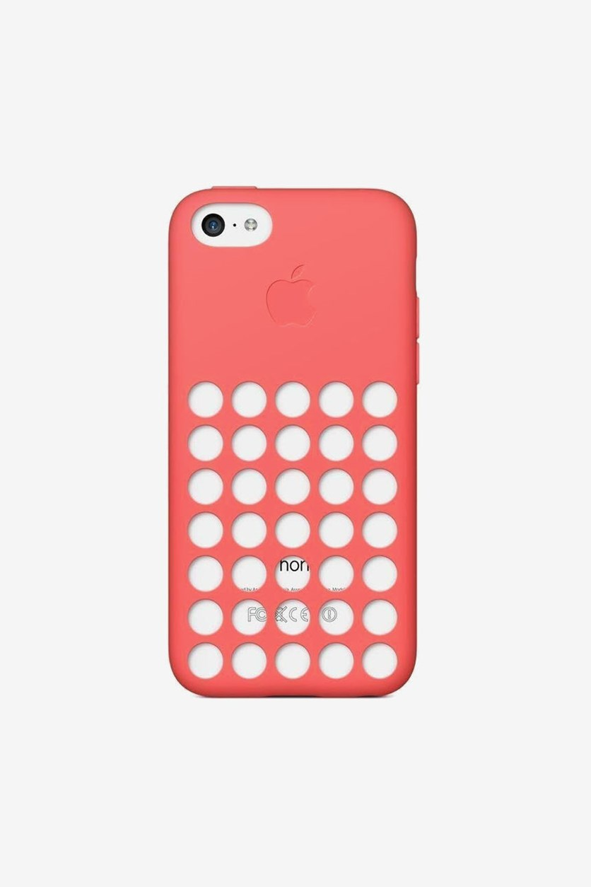 Iphone 5C Silicone Case, Pink