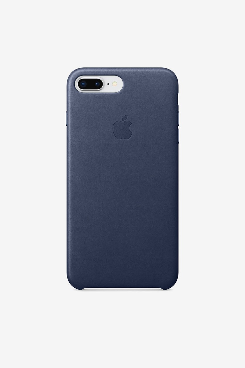 Iphone 8 Leather Case, Midnight Blue