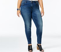 American Rag Plus Size Skinny Jeans, Millicent Wash