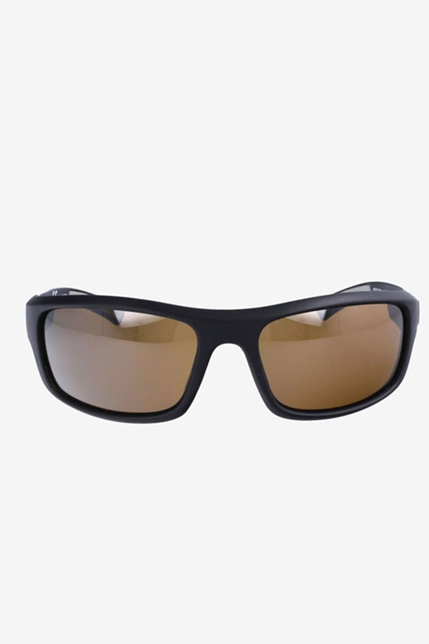 Men's Sunglasses, Black/Brown