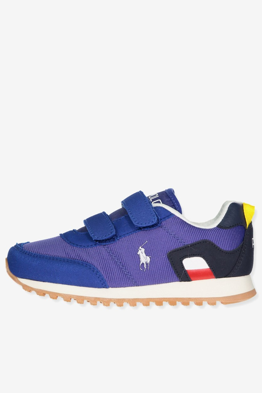 Kid's Boys Richardson Sneakers Shoes, Royal/Navy