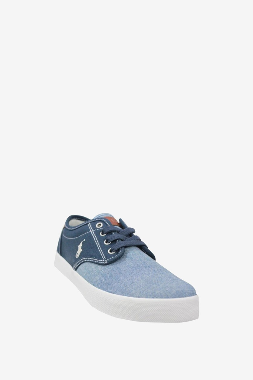 Junior Luwes Shoes, Blue/Navy