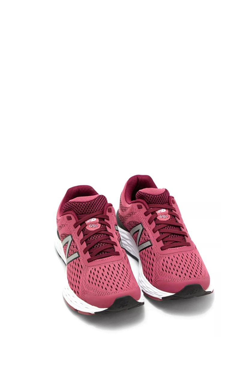 Women's 680 Running Shoes, Dark Pink