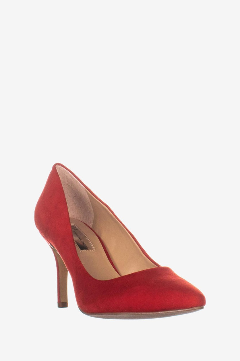 Women's Zitah Pumps, Red Lava