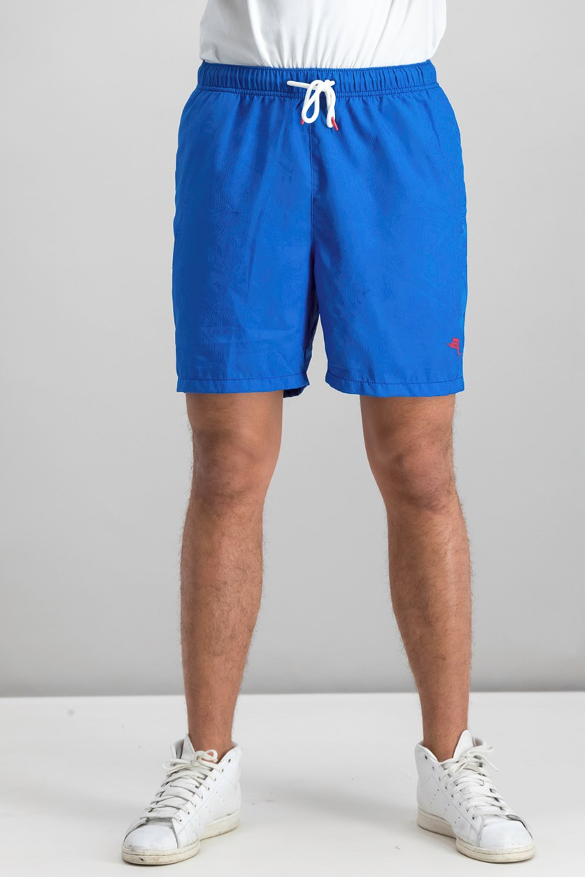 Men's Naples Midnight Shorts, Cobalt Sea