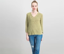 Eileen Fisher Organic Cotton Sweater, Olive