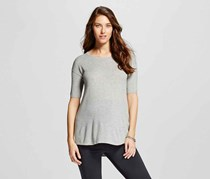 Liz Lange Maternity Pullover Sweaters, Heather Gray