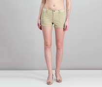 Mossimo Women's Ripped Short, Craft Brown