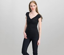 A New Day Women's Plain Top, Black