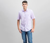 Alfani Mens Hinkley Shirt, Dawn Haze
