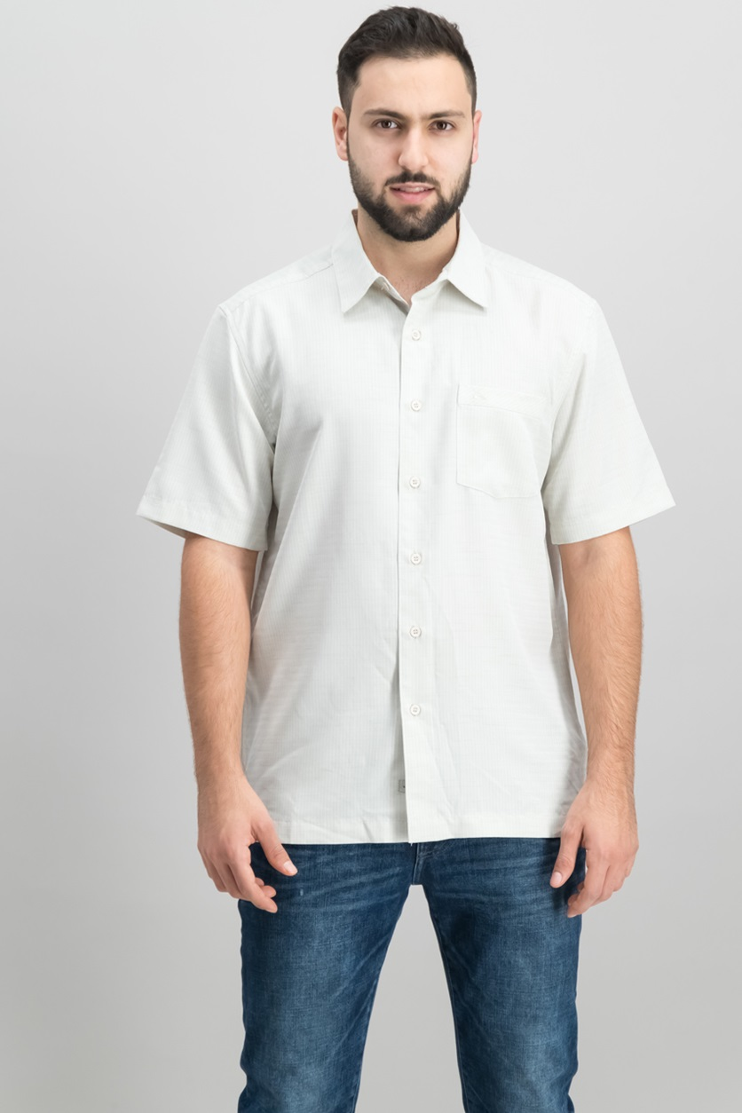 0bab1712 Shop Quiksilver Quiksilver Waterman Collection Centinela Shirt ...
