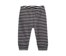 First Impressions Striped Jogger Pants, Charcoal Combo