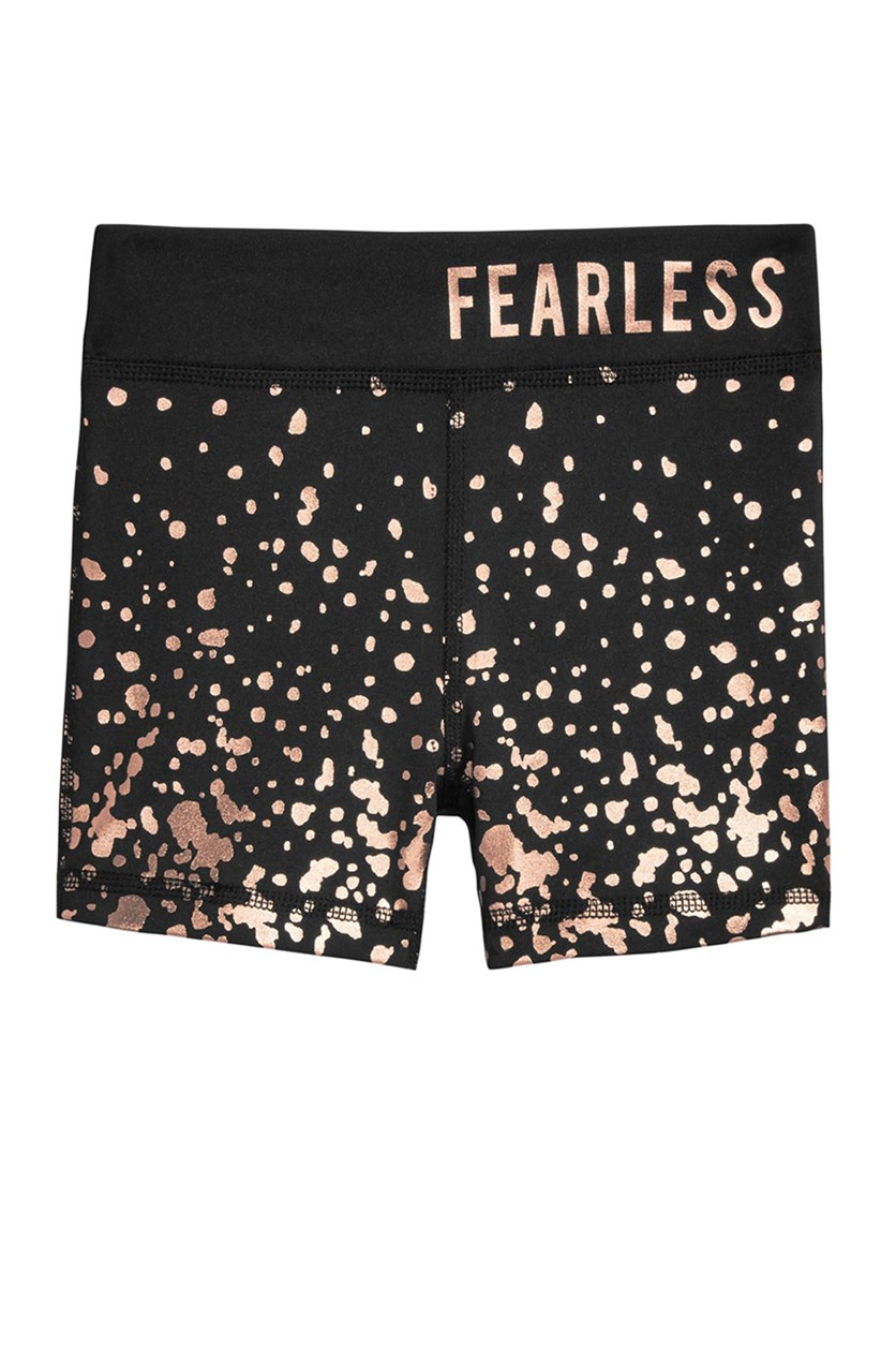 Fearless Shorts, Noir/Black Combo