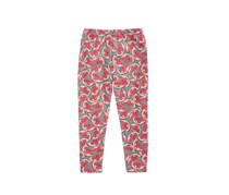 Epic Threads Watermelon-Print Leggings, Pewter Heather