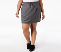 Ideology Active A-Line Skirt, Charcoal Grey
