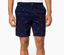 Club Room Men's Crab Embroidered 9