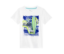 Epic Threads Little Boys Graphic-Print T-Shirt, Bright White