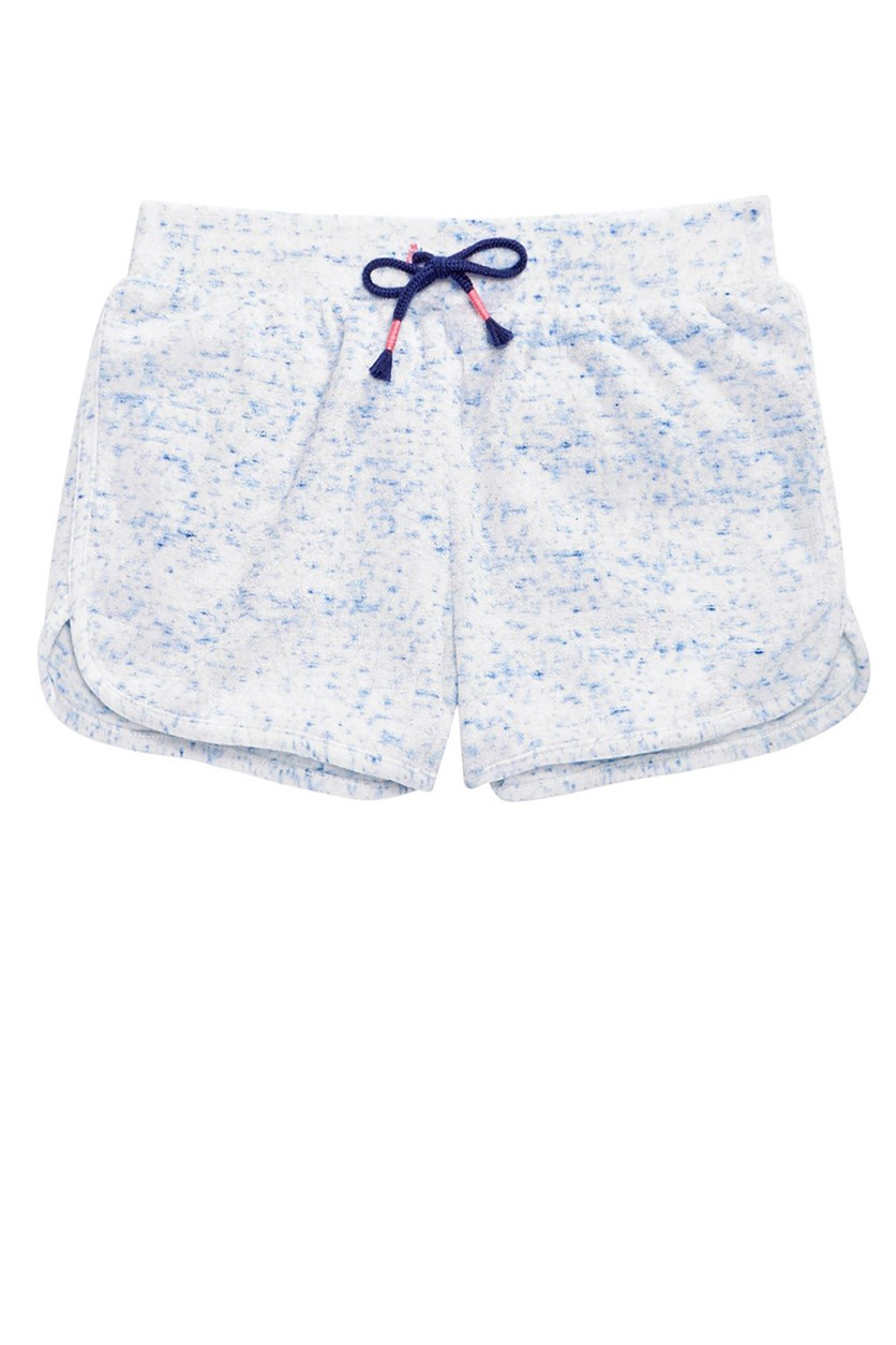 French Terry Shorts, Twinkle Blue