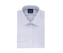Men's Stretch Collar Non-Iron Dress Shirt,  Cardinal