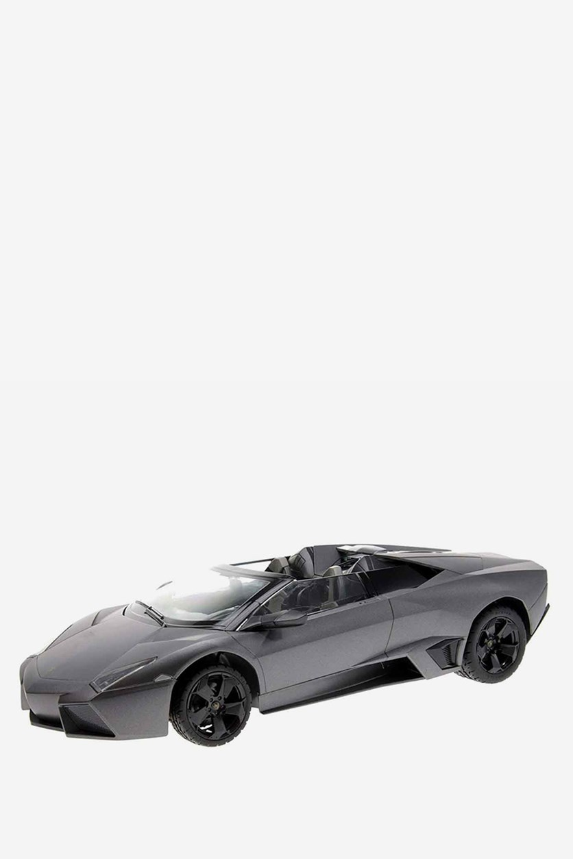 Lamborghini Racing Car, Black/Grey