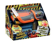Fungus Amungus Exgerminator Playset, Grey/Orange