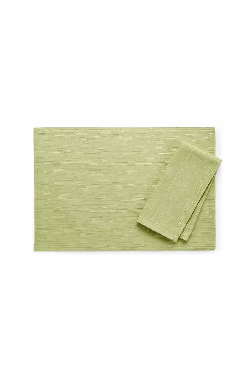 Continental Collection Placemat, Kiwi