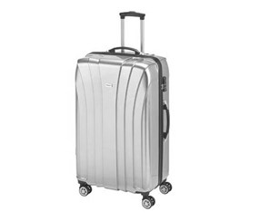 Princess Travellers JAMAICA Luggage Trolley Bag, Grey