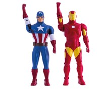 Imc Toys Avengers Walkie Talkie, Blue/Red